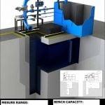 Banco de pruebas hidraulicas barcelona